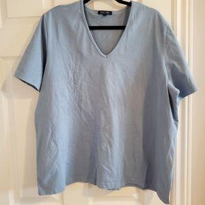 3 for $20 SALE Pastel blue tshirt, 3X